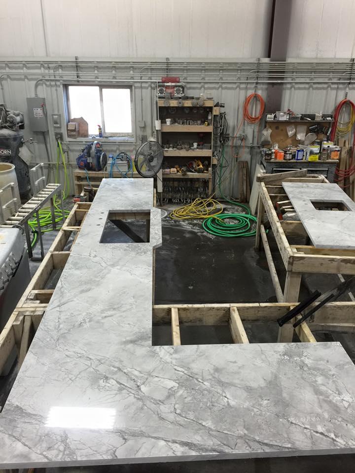 countertop fabrication